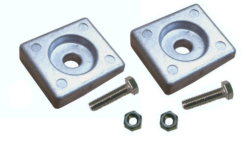 00027A Small Plate Anode