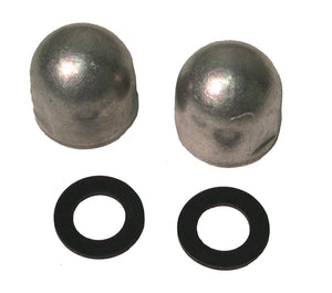00050A Mercruiser Alpha 1 Gimbal Housing Bolt Headnut Anodes