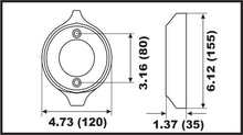 00161A Volvo Penta V18 Prop Ring Anode