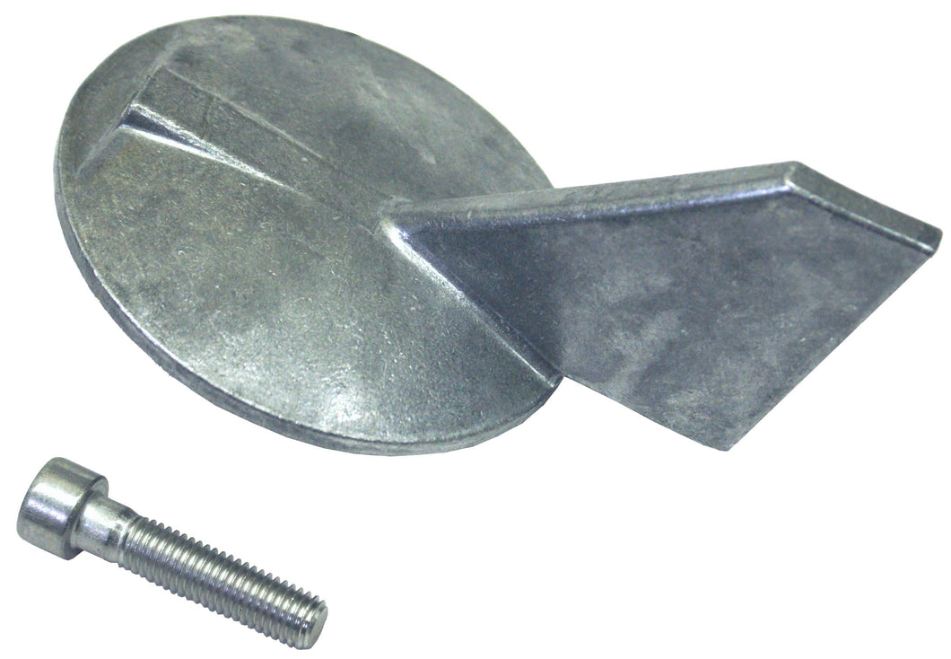 00181A Yamaha Trim Tab Anode 150-200hp Counter Rotating