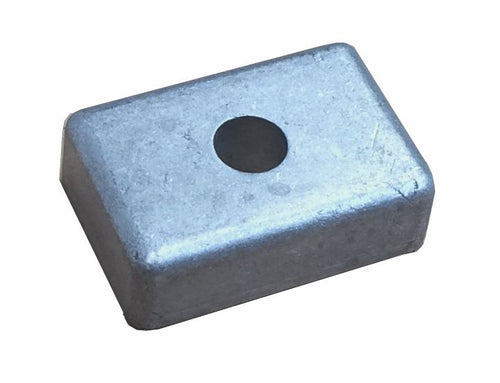 00226A Square Block Anode 4-9.9hp