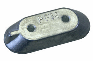 00359A Clamp Bracket Anode 8-250hp
