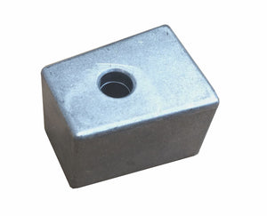 00360A Outboard Cube Anode 25-60hp
