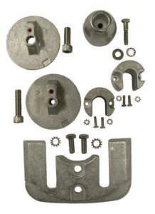 10165A Mercruiser Bravo 3 (2004+) Complete Anode Kit