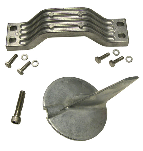 10182A Yamaha 200-250hp 4 Stroke Outboard Complete Anode Kit
