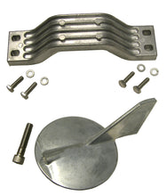 10183A Yamaha 150-225hp Outboard Complete Anode Kit