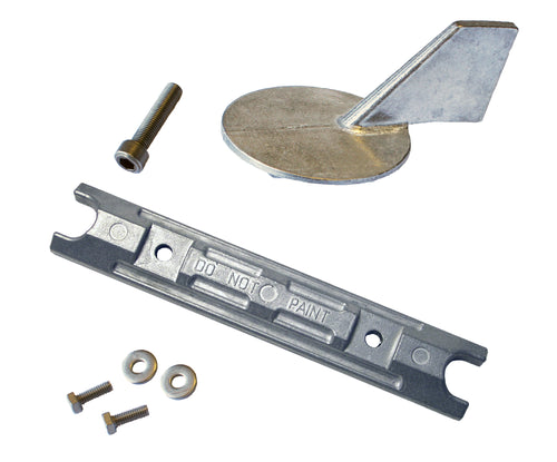 10187A Yamaha 60-90hp Outboard Complet Anode Kit