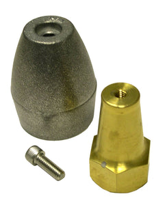10195A Mercruiser Bravo 3 (2003 and earlier) Prop Anode Retrofit Kit
