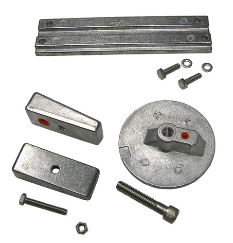 10202A Mercury Verado 4 and Optimax Complete Anode Kit
