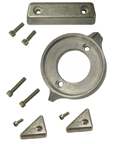 10276AE Volvo Penta 290 Complete Anode Kit for Export