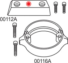 10277A Volvo Penta 290 Duo Prop Complete Anode Kit