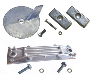 10470A Honda 40-50 hp Complete Anode Kit
