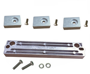 10482A Suzuki 200-250 hp Outboard Complete Anode Kit