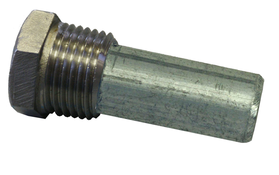 CE-2A Complete Aluminum Pencil Anode with Plug