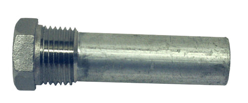CE-2D Complete Aluminum Pencil Anode with Plug