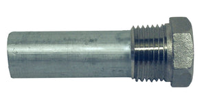 CE-3 Complete Aluminum Pencil Anode with Plug