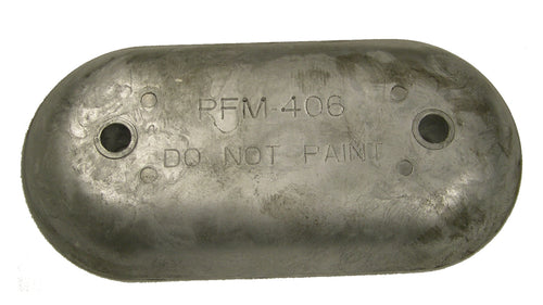 H406A Hull Anode