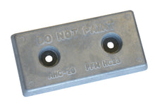 HC23A 10 lb Bolt-on Hull Anode