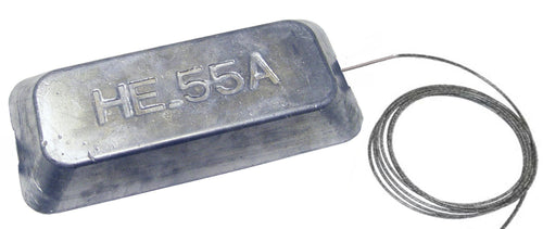 HE055AW 5 lb Hanging Anode