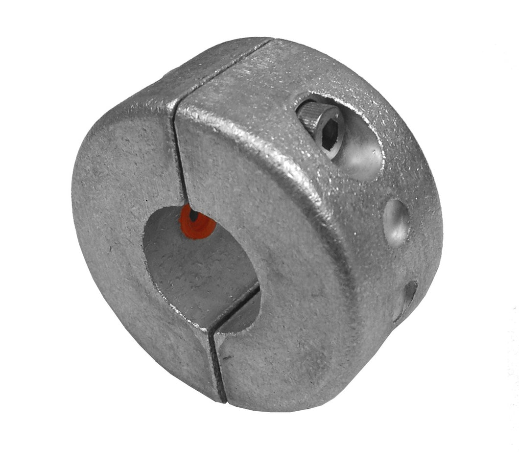 RCM25A Metric Reduced Clearance Collar Anode - 25mm