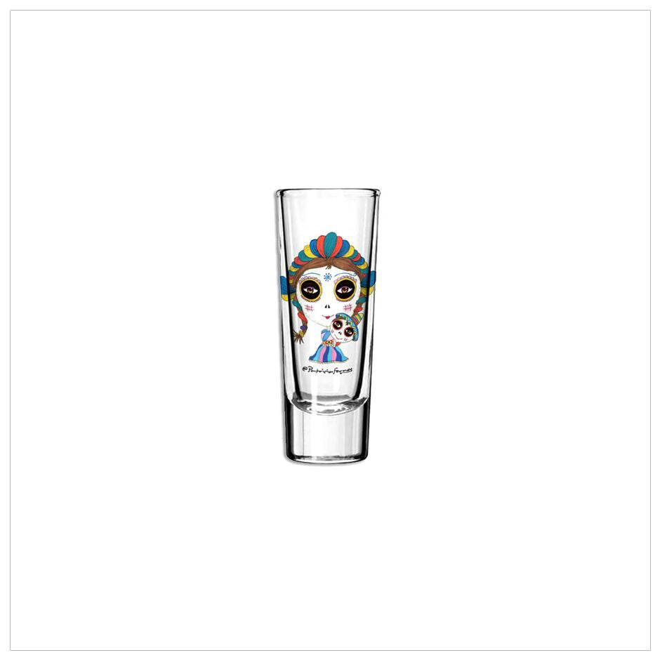 Cristal Shot Glass (Tequilero Cristal)