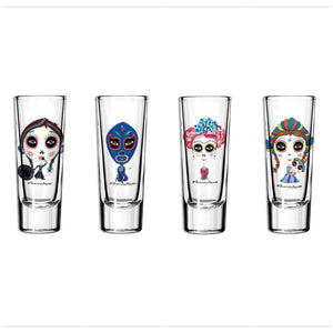 Crystal Shot Glass (Tequilero Cristal)