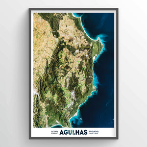Agulhas Earth Photography - Art Print - Point Two Design