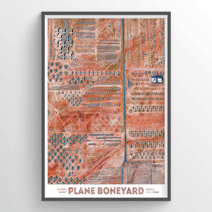 The Boneyard - Fine Art
