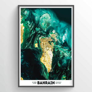Bahrain Earth Photography - Art Print - Point Two Design