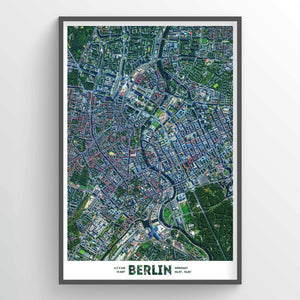 Berlin Earth Photography - Art Print - Point Two Design