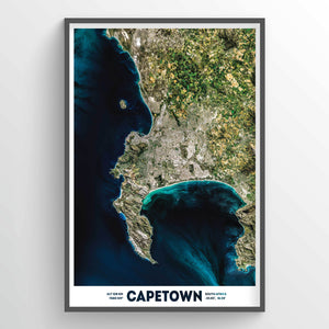 Cape Town Earth Photography - Art Print - Point Two Design
