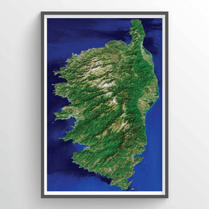 Corsica Earth Photography - Art Print - Point Two Design