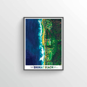 Ehukai Earth Photography - Art Print - Point Two Design