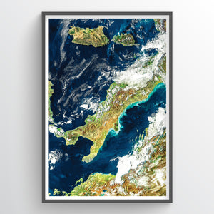 Italy Earth Photography - Art Print