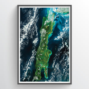 Java Indonesia Earth Photography - Art Print