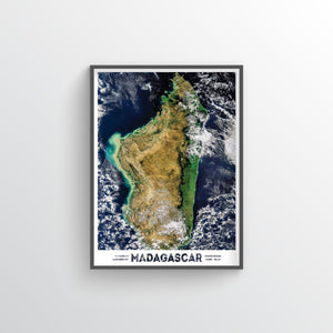 Madagascar Earth Photography - Art Print