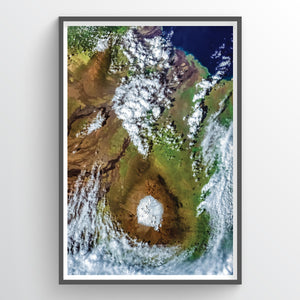Mauna Kea Earth Photography - Art Print