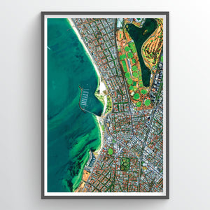 Melbourne Earth Photography - Art Print