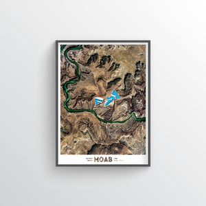 Moab Utah Earth Photography - Art Print