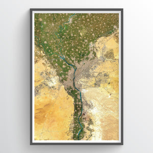 Nile River - Fine Art