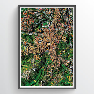 Siena Earth Photography - Art Print