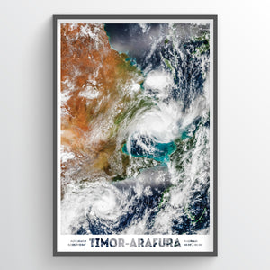 Timor Arafura - Earth Photography Fine Art Print