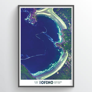Long Beach BC Earth Photography - Art Print