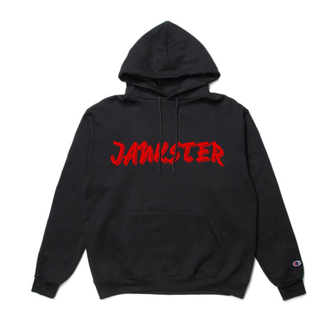 Jankster - Black/Red - Pullover
