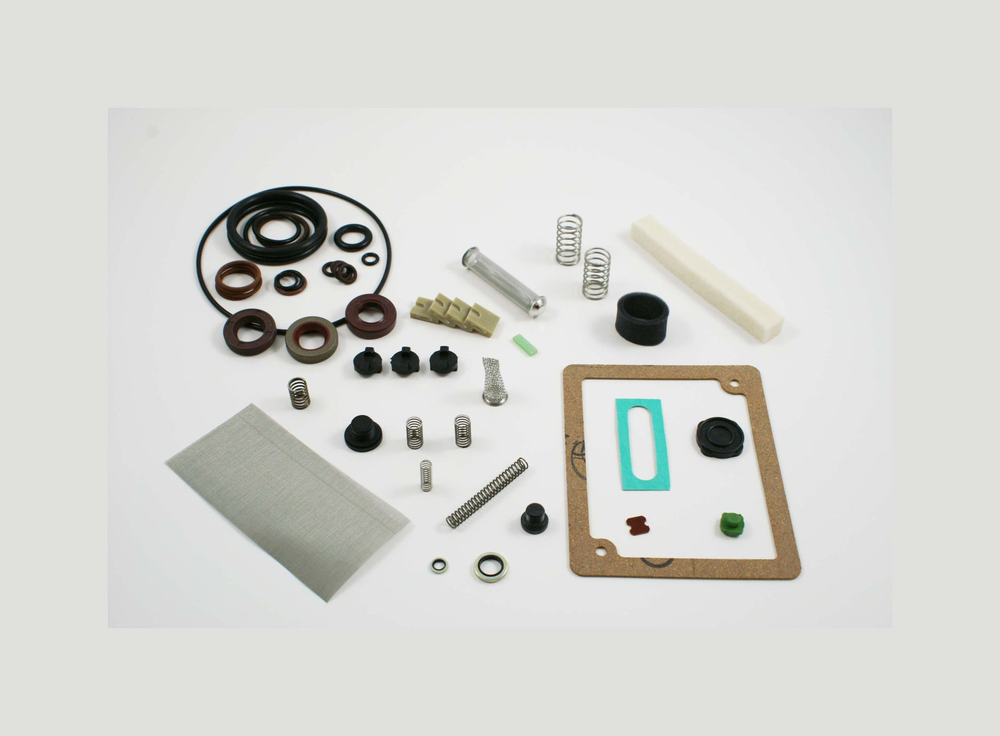 Edwards E2M0.7/1/1.5 OEM Maintenance Kit 37101800ED