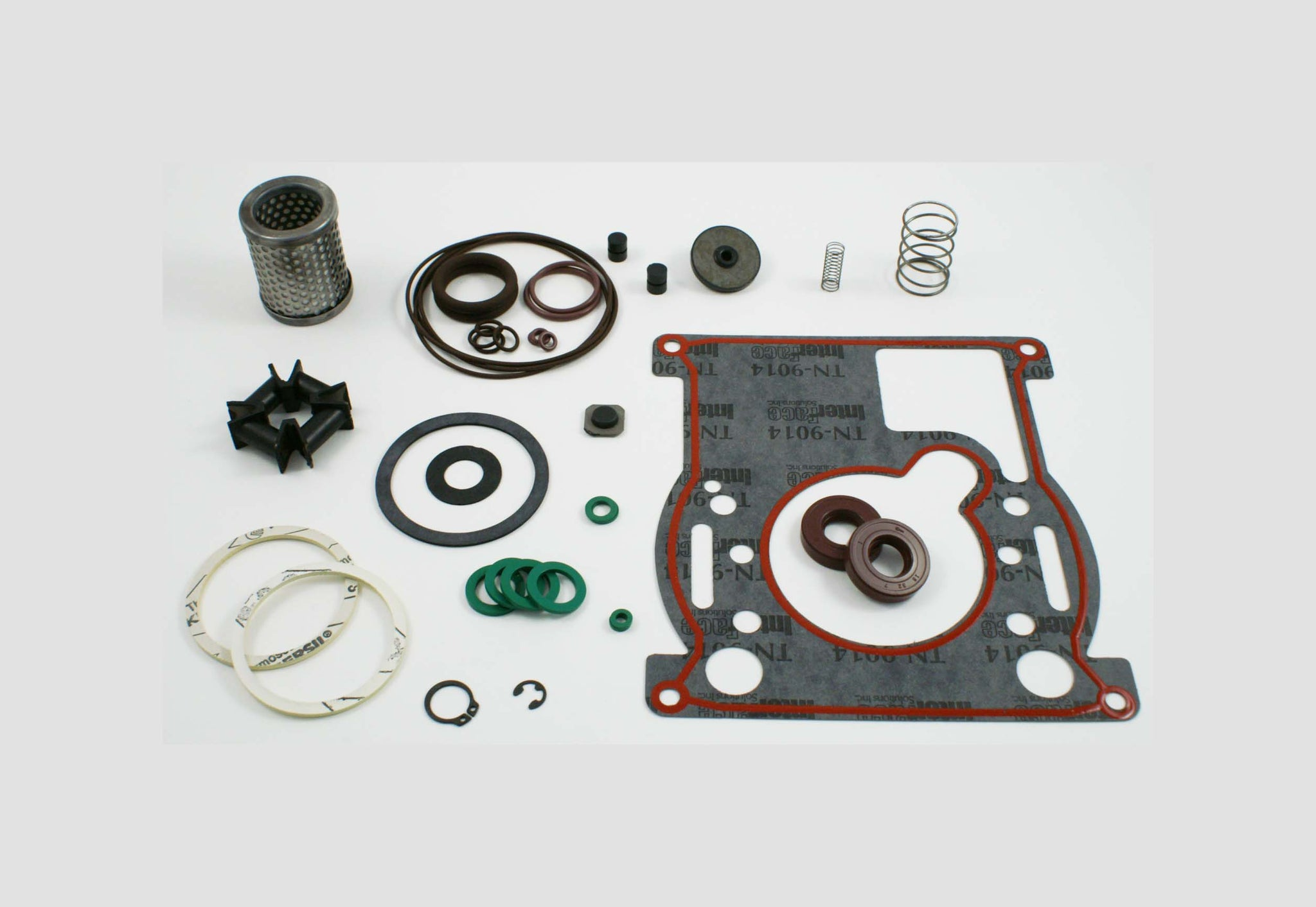 Leybold D2A/D4A Seal Kit