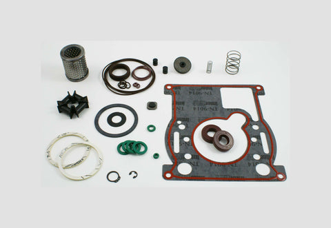 Leybold D2A/D4A Seal Kit 19102B2