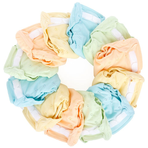 Different Ways to Strip Cloth Diapers