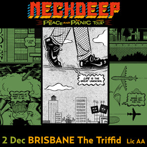 2 DEC -  BRISBANE - THE TRIFFID