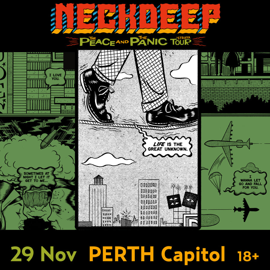29 NOV -  PERTH - CAPITOL